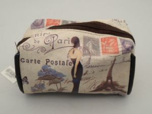 Paris Postale Small Make Up Bag in 3 Styles 22493